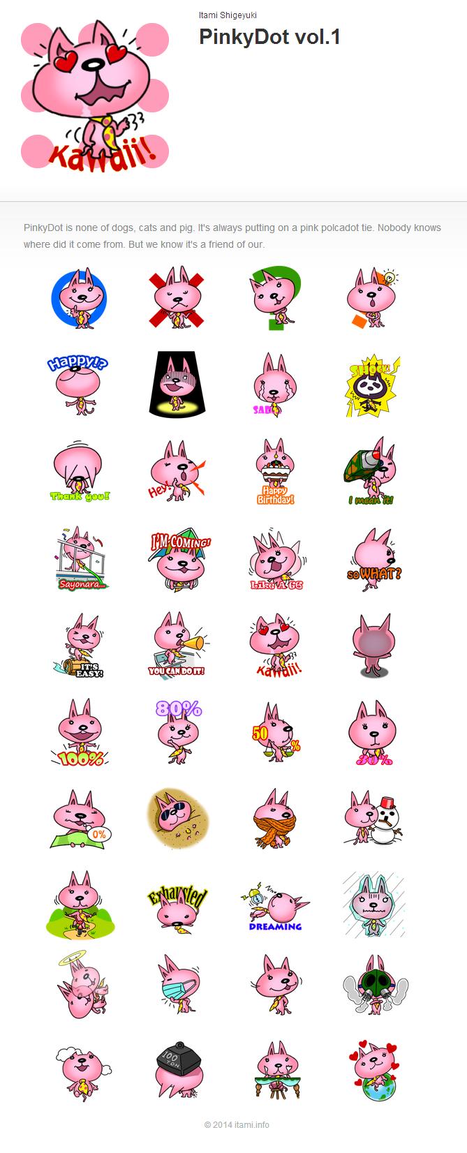 PinkyDot